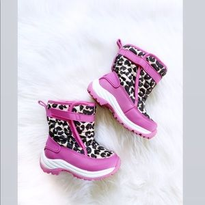 Children's Place | Leopard Kids Boots